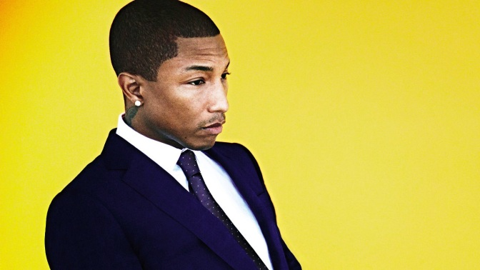 Read This: Pharrell's Productivity Secrets