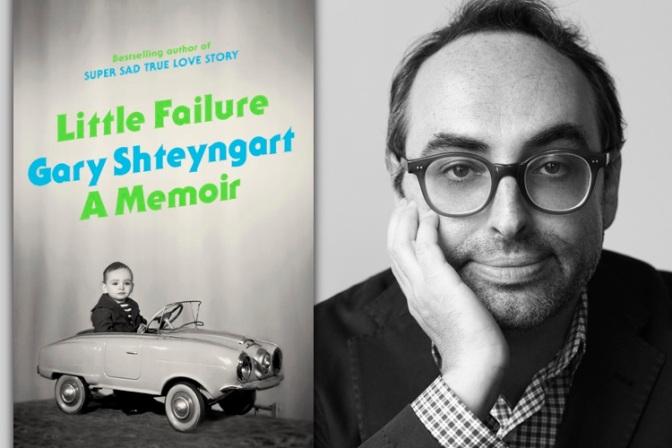 Speakeasy with Gary Shteyngart