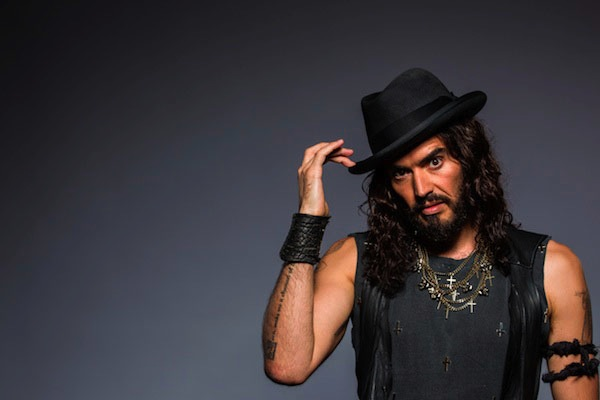 Read This: Russell Brand on Heroin, Abstinence, and Addiction