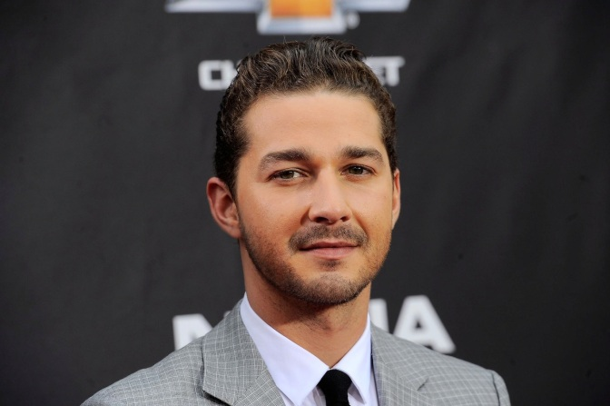 Shia LaBeouf: #IAMSORRY #NOTSORRY