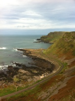 Not a GoT site, but remarkable nonetheless: Giant's Causeway.