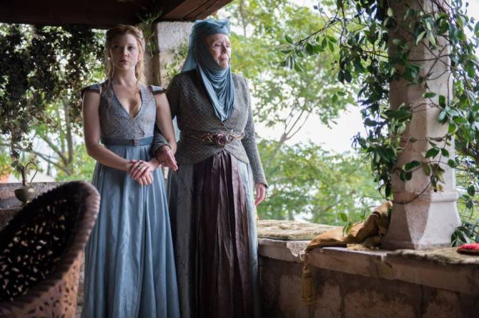 'Game of Thrones' Recap: Ser Pounce, King of Westeros