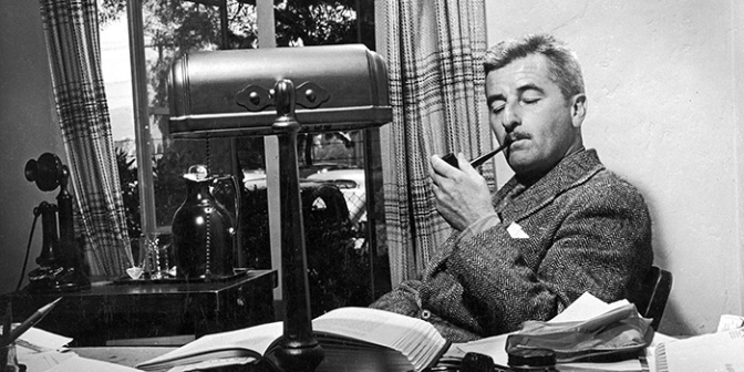 Lit Links: Faulkner in Hollywood, Jargon Wars, Breaking Bad Memoir