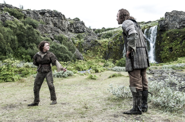 'Game of Thrones' Recap: They Hurt Little Girls Everywhere